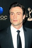 BEVERLY HILLS - JUN 16: Daniel Goddard at the 40th Annual Daytime Emmy Awards at The Beverly Hilton