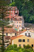 View of Sintra / Old european town / Portugal / Lisboa region