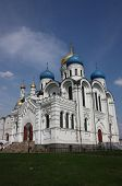Transfiguration Cathedral. St. Nicholas Ugreshsky monastery. Russia