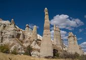 Rocks In Love Valley, Cappadocia