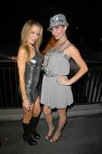 Paula Labaredas and Phoebe Price  at