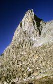 Sundance Peak And Talus Slopes
