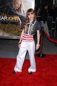 Bella Thorne at the