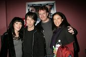 Alyssa Lobit, Vince Vieluf, Gil Cates Jr. and Mimi Rogers at the