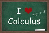 I Love Calculus