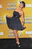 Toni Braxton at the 41st NAACP Image Awards - Press Room, Shrine Auditorium, Los Angeles, CA. 02-26-2010