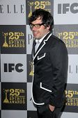 Jemaine Clement at the 25th Film Independent Spirit Awards, Nokia Theatre L.A. Live, Los Angeles, CA. 03-06-10