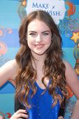 Elizabeth Gillies  at the Make-A-Wish Foundation's Day of Fun Hosted by Kevin & Steffiana James, Santa Monica Pier, Santa Monica, CA. 03-14-10