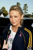 Stephanie Pratt  at the 14th Annual Susan G. Komen LA County Race for the Cure, Dodger Stadium, Los Angeles, CA. 03-14-10