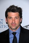 Patrick Dempsey at Ferrari 458 Italia Brings Funds For Haiti Relief, Fleur de Lys, Los Angeles, CA.