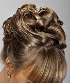 brides coiffure