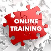 Online Training on Red Puzzle.