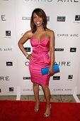 Elise Neal at the introduction of the Chris ire