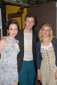 Zoe Lister-Jones, Daryl Wein and Gillian Jacobs  at the