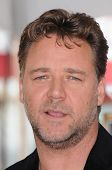 Russell Crowe at the Russell Crowe star ceremony into the Hollywood Walk of Fame, Hollywood, CA 04-12-10