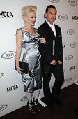 Gwen Stefani and Gavin Rossdale  at the Tod's Beverly Hills Boutique Opening Celebration, Tod's Bout