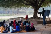 Open Air Classroom At Hauz Khas
