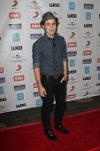 Kris Allen at the NARM Music Biz Awards Dinner Party, Century Plaza Hotel, Century City, CA 05-10-12