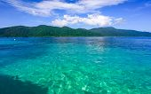 Beautiful sea at tropical island, Koh Lipe, Andaman Sea, Thailand