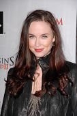 Elyse Levesque  at the MAXIM magazine and Ubisoft launch of Assassin's Creed II, Voyeur, West Hollywood, CA. 11-11-09