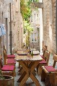 Croatian restaurant