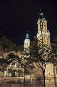 Cathedral of Our Lady of Pillar in Saragossa