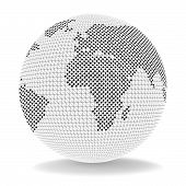 Trade Globe Shows Biz Exporting And Business