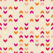 Chevron vector tile colorful pattern, texture or seamless background with zig zag stripes