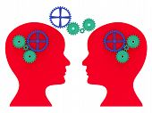 Brain Think Represents Consider Thinking And Contemplate