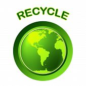 World Recycle Eco Friendly And Conservation