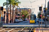 Tram in Glenelg, Adelaide