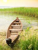 Boat At Coast