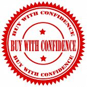 Buy With Confidence-stamp