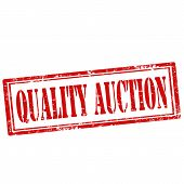 Quality Auction-stamp