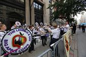 Lesbian & Gay Big Apple Corps performs