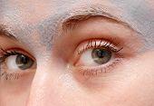 Skin Care Grey Mask