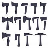 set axes