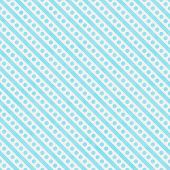Light Teal And White Small Polka Dots And Stripes Pattern Repeat Background
