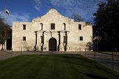 The Historic Alamo Mission In San Antonio Texas