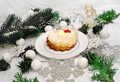 Dessert For Christmas