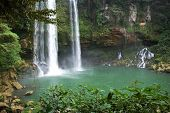 Wasserfall Aqua Azul Mexiko