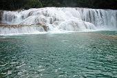 Wasserfall Agua Azul Mexiko