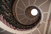 Can Prunera jugend staircase