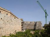 Restauración de bastión