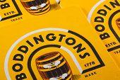 Beermats from Boddingtons Beer