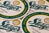 Beermats From Steiger Beer