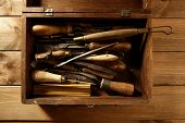 Craftman Carpenter Hand Tools Artist