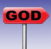 foto of god  - God and salvation search road to heaven religion god belief and praise the lord  - JPG