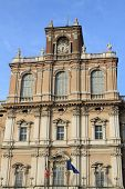 stock photo of palace  - Ducal Palace of Modena - JPG