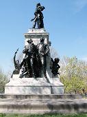 Washington Lafayette Park Kosciuszko Statue 2010